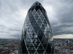 Londense wolkenkrabber The Gherkin verkocht