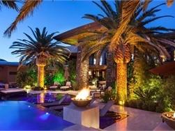 David Copperfield goochelt het duurste huis van Las Vegas bij elkaar