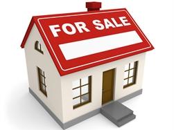 Zes op tien woningen te koop wegens scheiding of overlijden