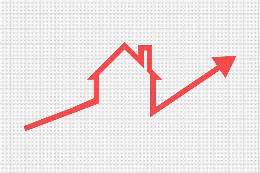 Nederlandse woningmarkt is oververhit