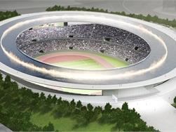 Japan vergeet Olympische vlam in stadion