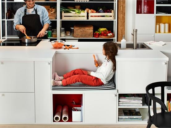 Kindvriendelijk Appartement Inspiratie : Inspiratie voor de keuken de kindvriendelijke keuken immo proxio