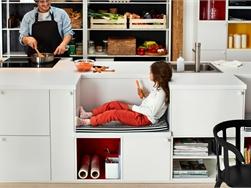 Inspiratie voor de keuken - de kindvriendelijke keuken