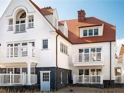 Appartementen met zeezicht en ruime terrassen