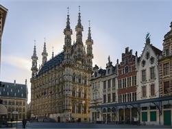 Leuven duurste provinciehoofdstad voor huizen, Gent voor appartementen