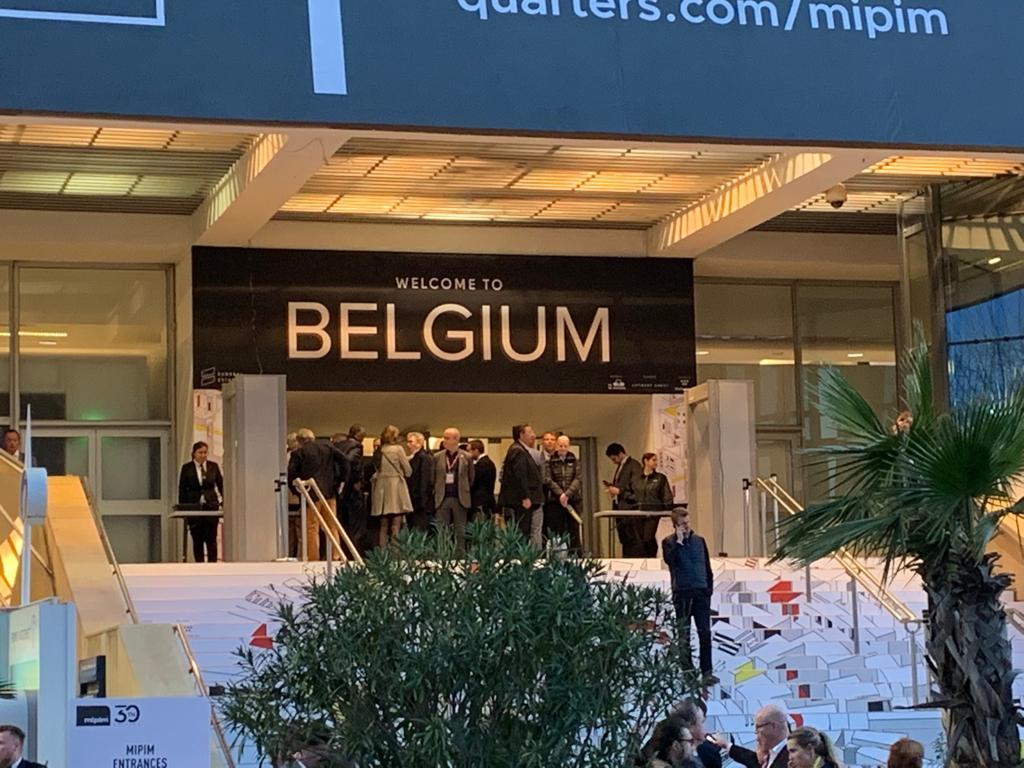 Drie Belgische projecten in finale Mipim Awards