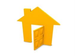 Verschillende woningen en appartementen bezoeken tijdens Open Huizen Dag