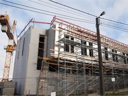 Voor het eerst in zes jaar meer dan 50.000 bouwvergunningen uitgereikt