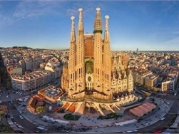 Sagrada Familia zeker in 2026 klaar