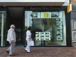 Blik werpen in de vernieuwde kantoren van Agence Het Zoute