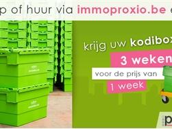 Krijg uw Kodiboxen drie weken voor de prijs van één week