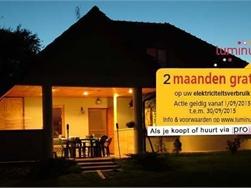 Wie in september koopt of huurt via Immo Proxio, bespaart op energiefactuur